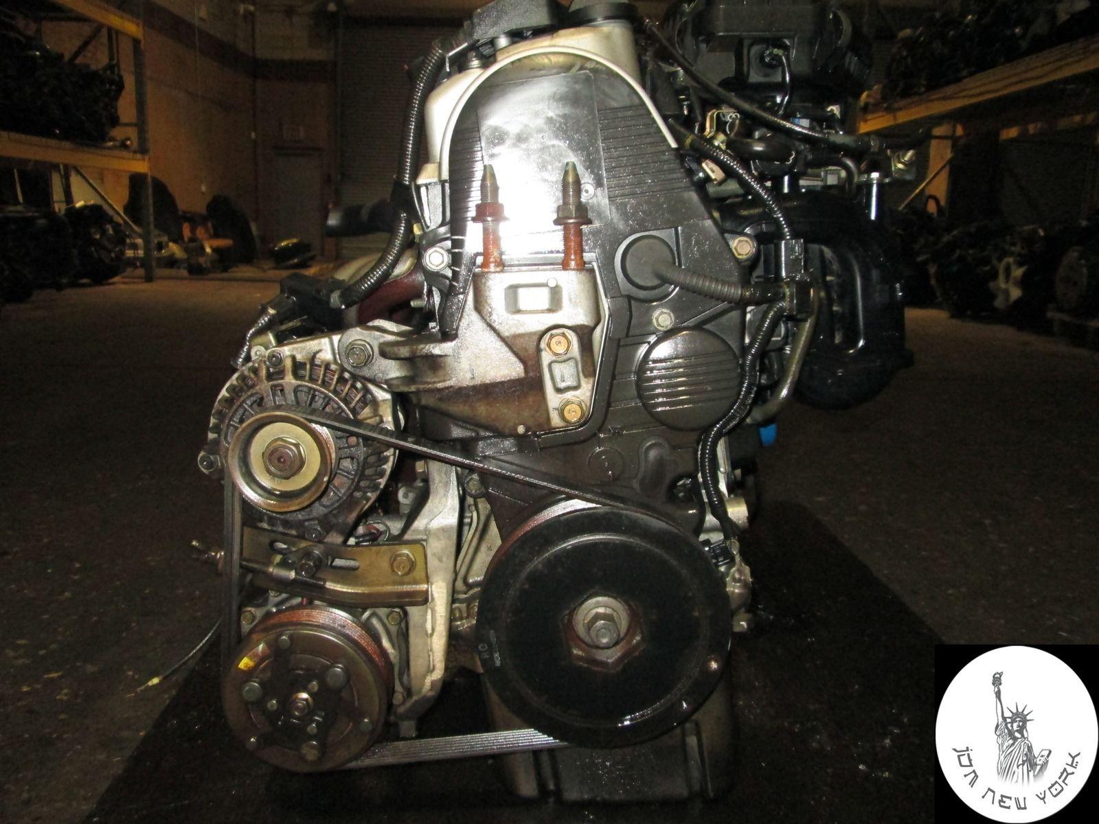 01 02 03 04 05 Honda Civic Ex Acura El Sohc 1 7l Vtec Engine Jdm D17a