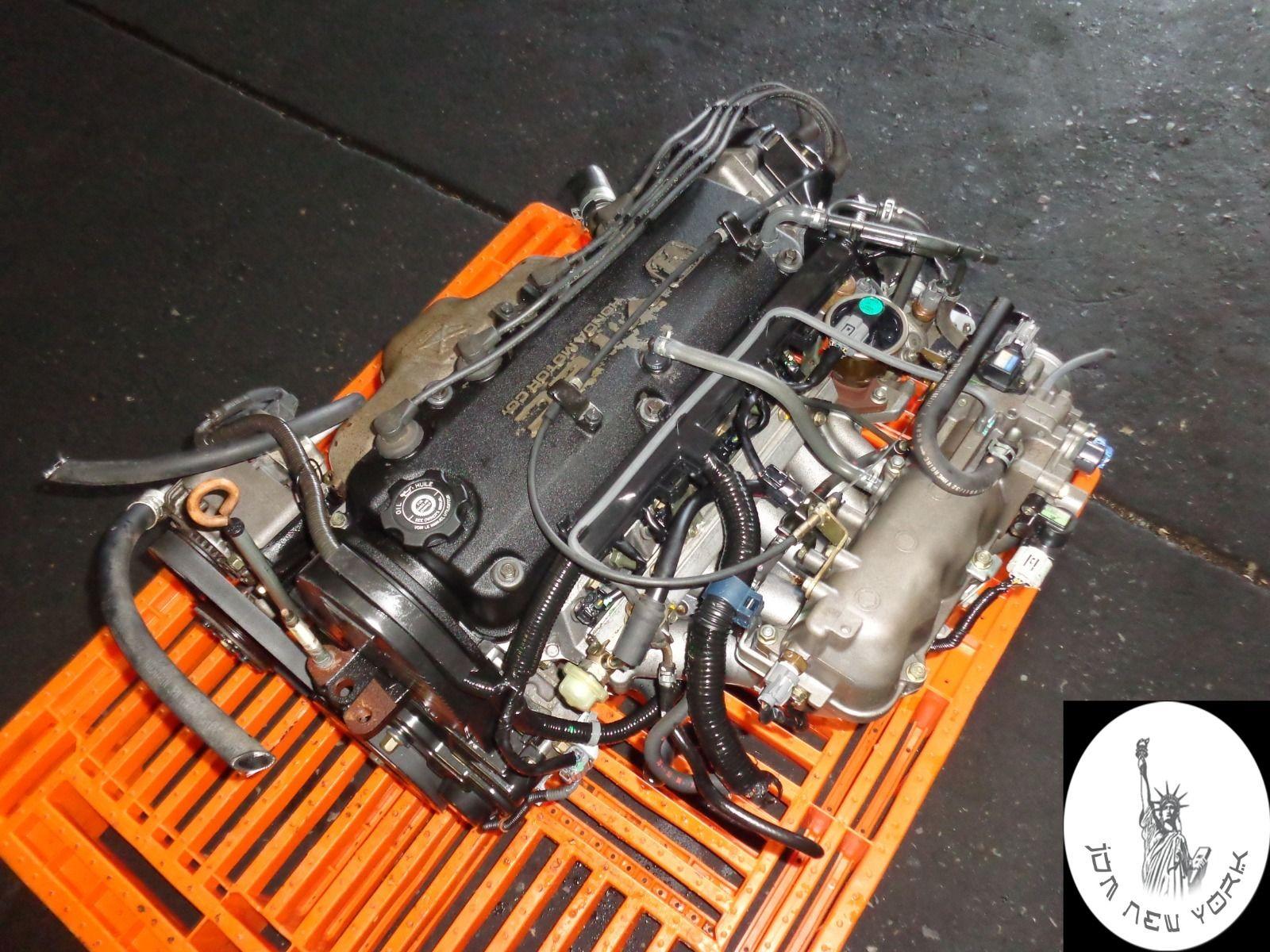 98 02 HONDA ACCORD 98 99 ACURA CL 98 ODYSSEY 2.3L SOHC VTEC ENGINE JDM F23A - JDM New York