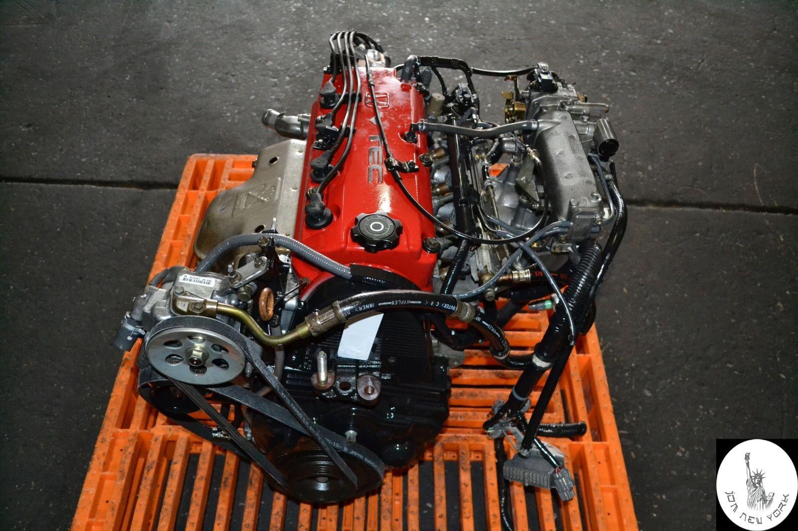 94 95 96 97 HONDA ACCORD EX 2.2L 4-CYLINDER SOHC VTEC ENGINE JDM F22B - JDM New York