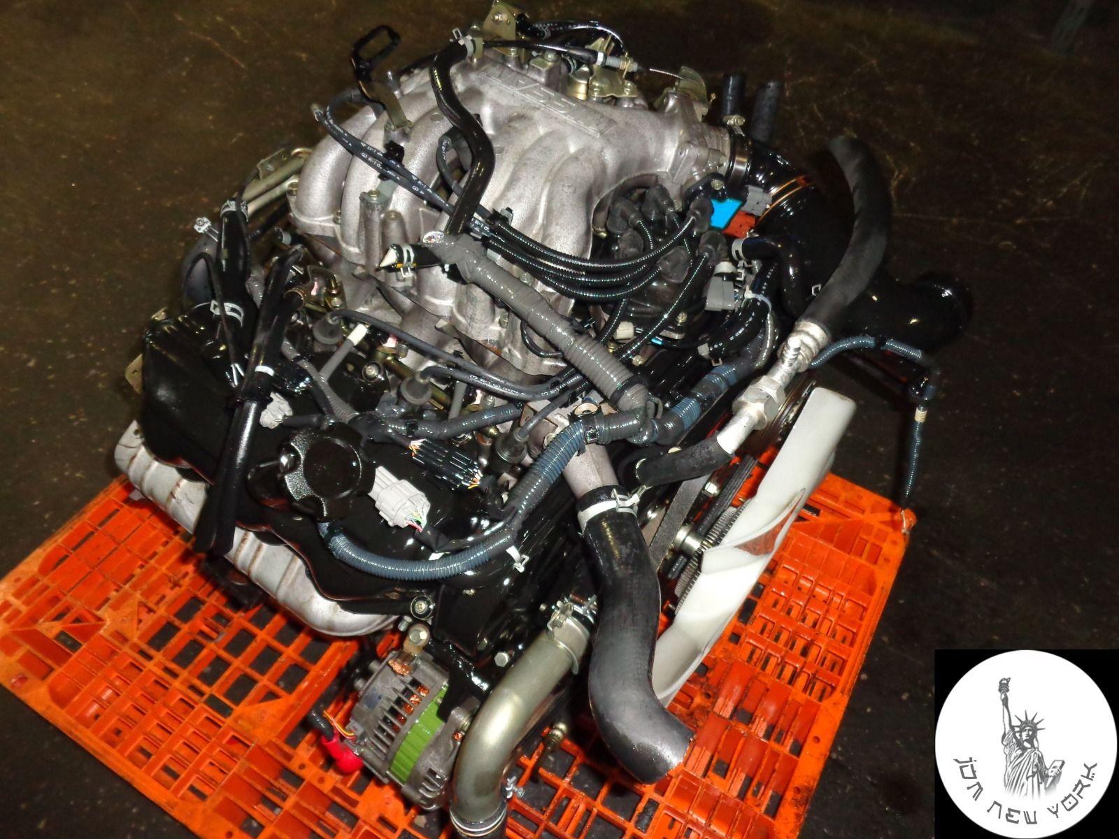 on Mazda Millenia Engine
