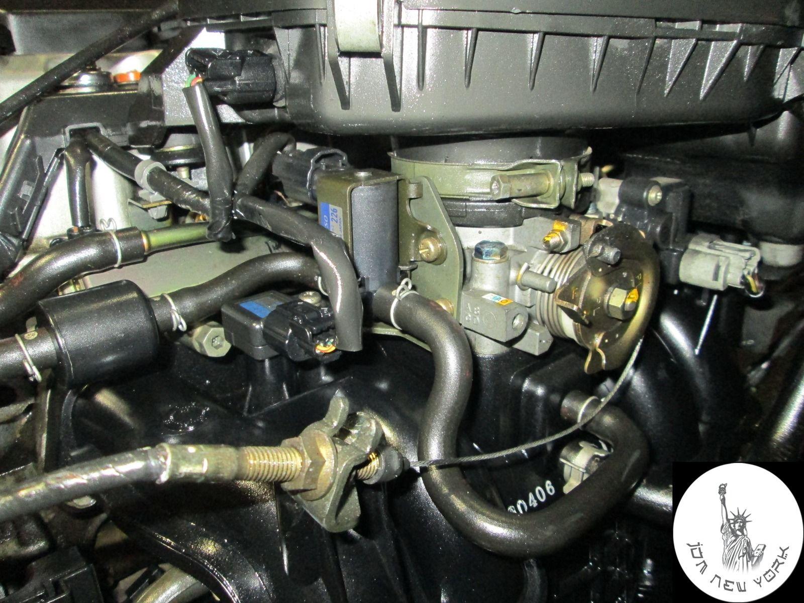 01 02 03 04 05 Honda Civic Ex Acura El Sohc 1 7l Vtec