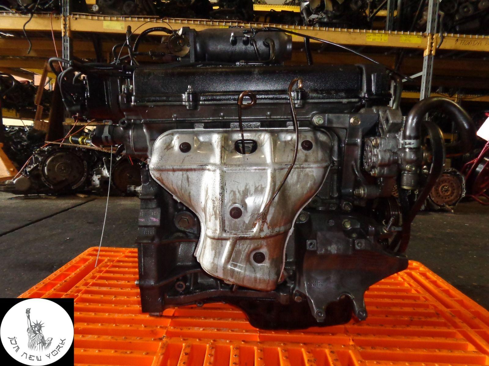 HONDA CRV CRX CIVIC ACURA INTEGRA 2.0L DOHC ENGINE JDM B20B LOW COMPRESSION B20 - JDM New York
