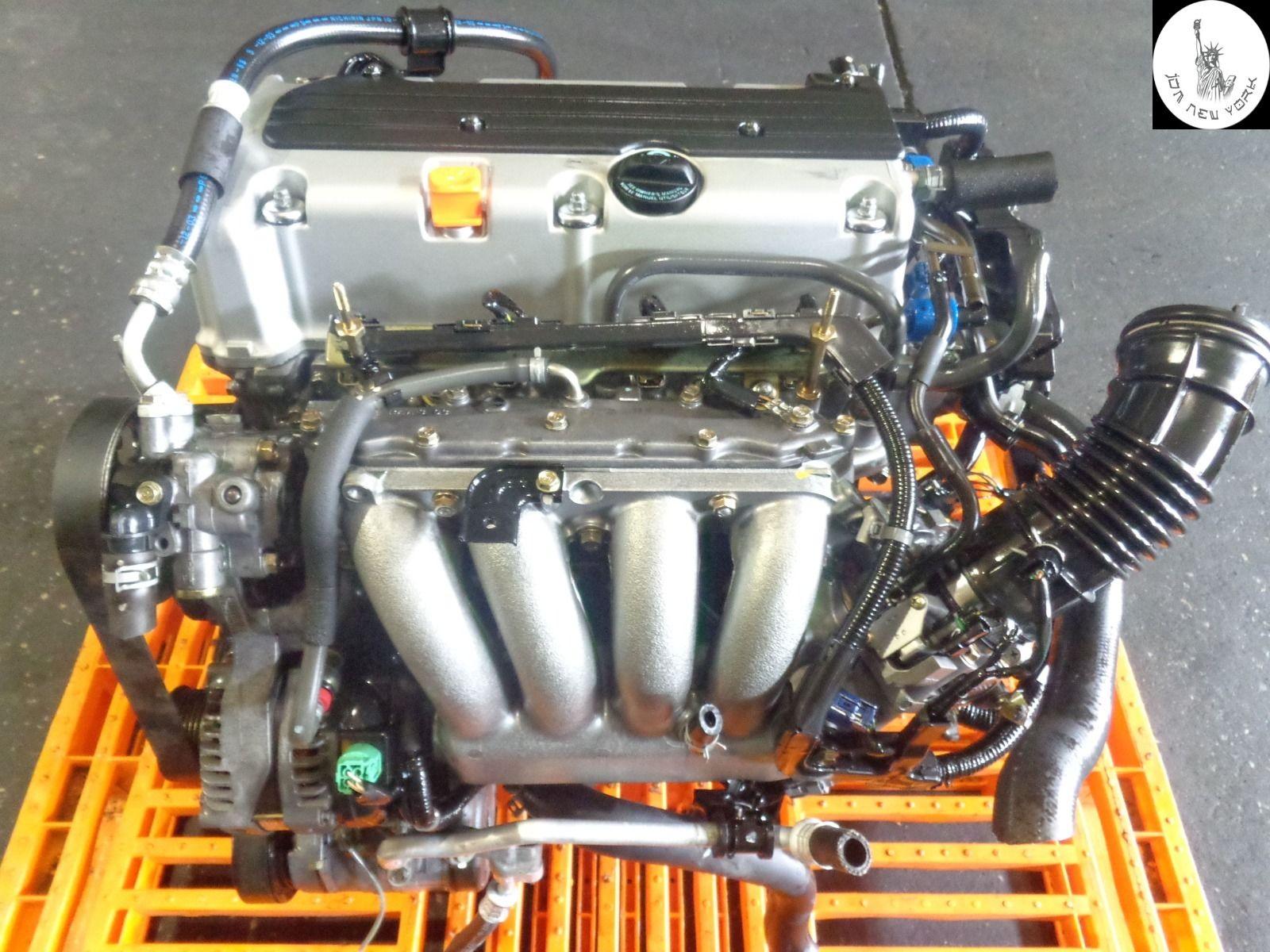Honda Odyssey Absolute Rb1 Acura Tsx 2 4l High Comp Vtec