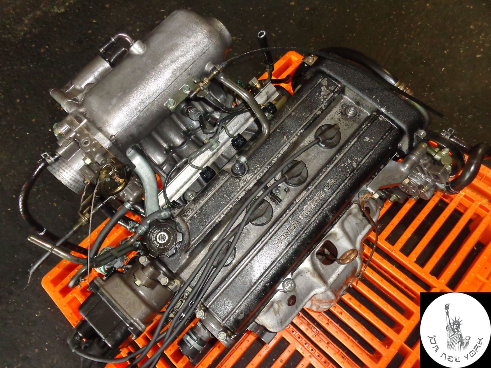 Honda crv crx civic acura integra 2 0l dohc engine jdm for Honda crv engine size