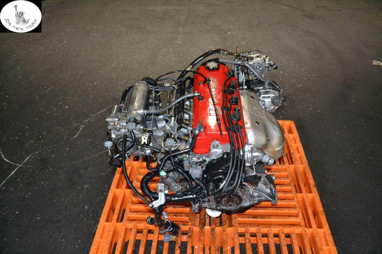 New Honda Accord >> 94 95 96 97 HONDA ACCORD EX 2.2L 4-CYLINDER SOHC VTEC ...
